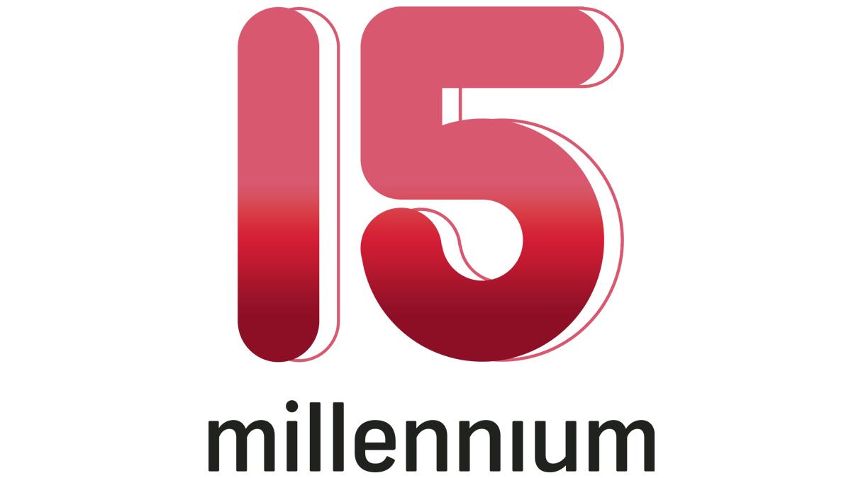Millennium oslavuje 15 rokov