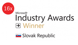 Microsoft Industry Awards Winner pre Millennium