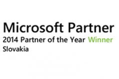 Millennium ako Microsoft Partner of the Year 2014