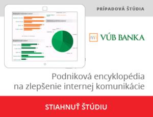 Podniková encyklopédia pre VUB banku