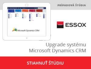 Upgrade CRM systému pre Essox