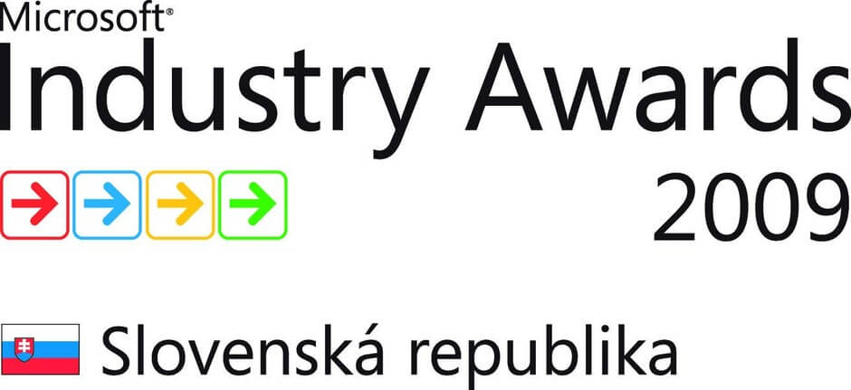 Microsoft Industry Awards 2009