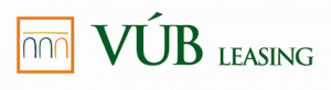 VÚB leasing logo