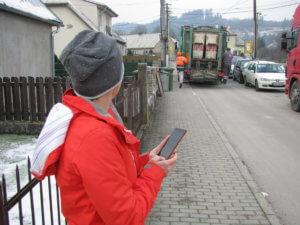 Pilotné testovanie mobilnej aplikácie na evidenciu odpadov pre JRK Waste Management