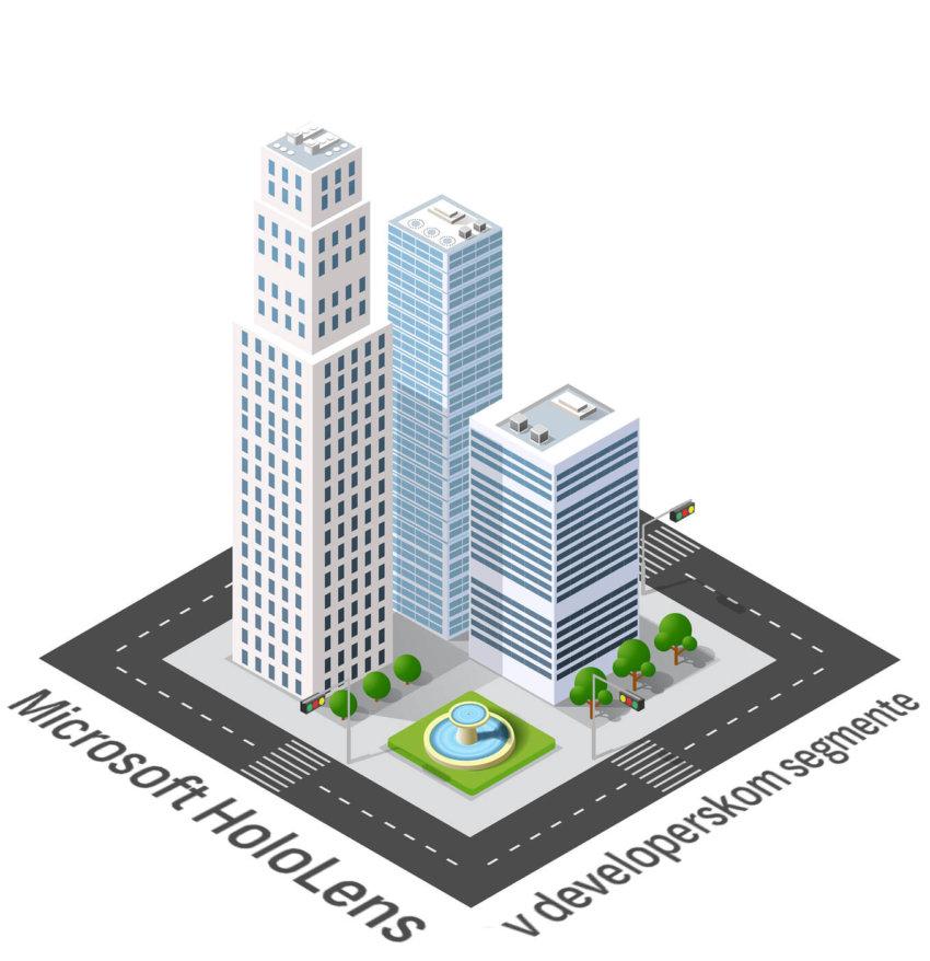 Hololens a rozšírená realita pre developerský segment