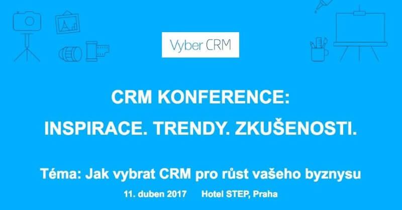 CRM konferencia v Prahe - Ako vybrať CRM systém